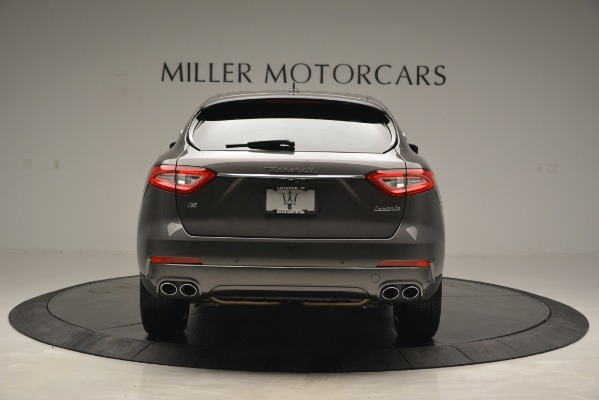 New 2019 Maserati Levante Q4 for sale Sold at Rolls-Royce Motor Cars Greenwich in Greenwich CT 06830 8