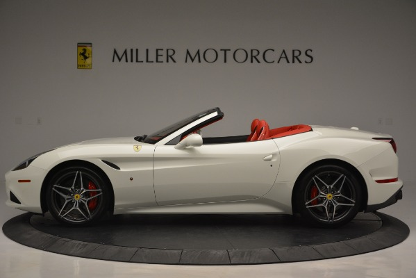 Used 2017 Ferrari California T Handling Speciale for sale Sold at Rolls-Royce Motor Cars Greenwich in Greenwich CT 06830 3