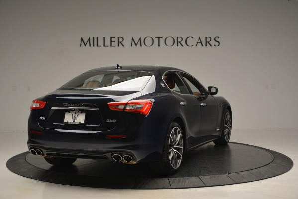 New 2019 Maserati Ghibli S Q4 GranLusso for sale Sold at Rolls-Royce Motor Cars Greenwich in Greenwich CT 06830 10