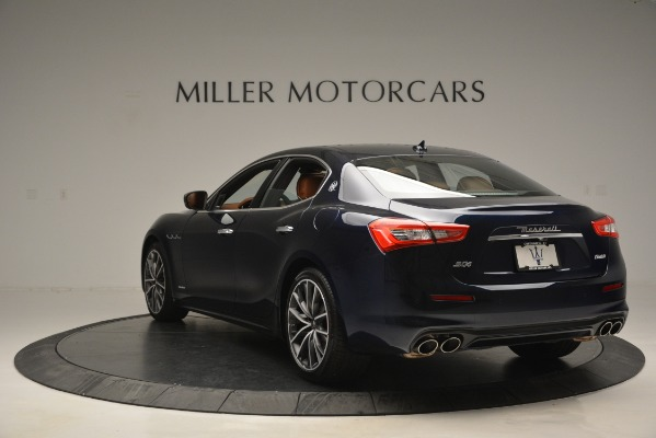 New 2019 Maserati Ghibli S Q4 GranLusso for sale Sold at Rolls-Royce Motor Cars Greenwich in Greenwich CT 06830 7