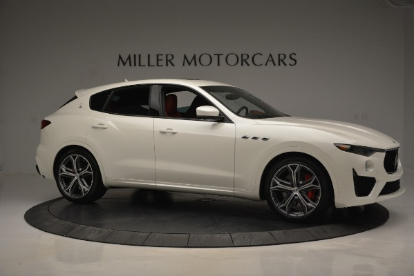 New 2019 Maserati Levante GTS for sale Sold at Rolls-Royce Motor Cars Greenwich in Greenwich CT 06830 13