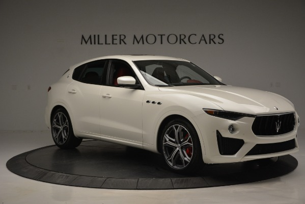 New 2019 Maserati Levante GTS for sale Sold at Rolls-Royce Motor Cars Greenwich in Greenwich CT 06830 14