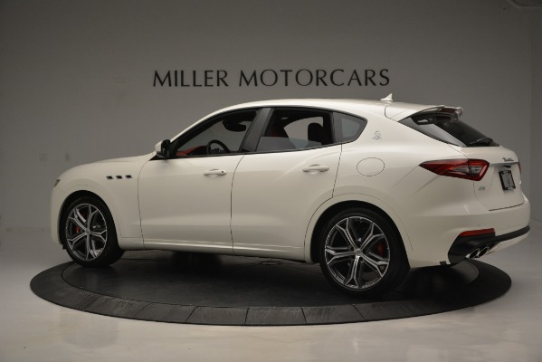 New 2019 Maserati Levante GTS for sale Sold at Rolls-Royce Motor Cars Greenwich in Greenwich CT 06830 5
