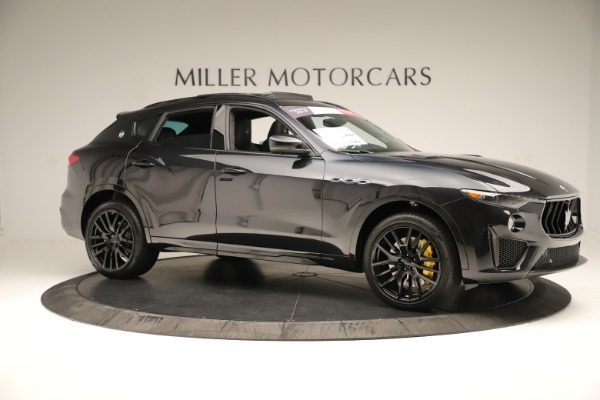New 2019 Maserati Levante Trofeo for sale Sold at Rolls-Royce Motor Cars Greenwich in Greenwich CT 06830 10