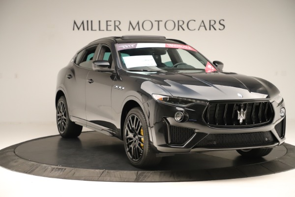 New 2019 Maserati Levante Trofeo for sale Sold at Rolls-Royce Motor Cars Greenwich in Greenwich CT 06830 11