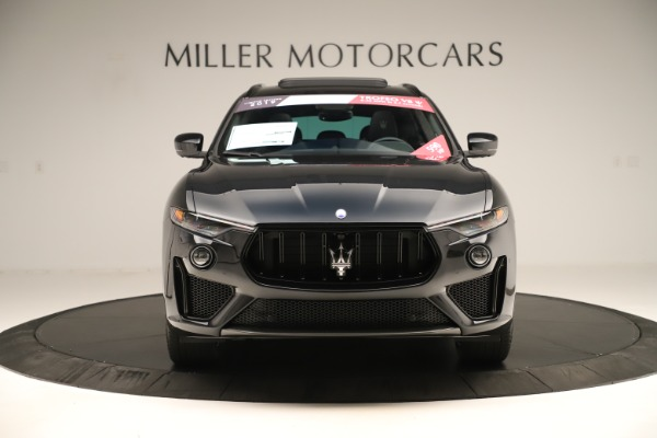 New 2019 Maserati Levante Trofeo for sale Sold at Rolls-Royce Motor Cars Greenwich in Greenwich CT 06830 12