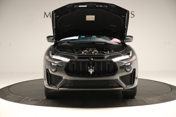 New 2019 Maserati Levante Trofeo for sale Sold at Rolls-Royce Motor Cars Greenwich in Greenwich CT 06830 13