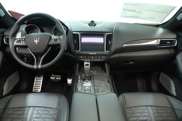 New 2019 Maserati Levante Trofeo for sale Sold at Rolls-Royce Motor Cars Greenwich in Greenwich CT 06830 17