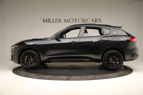 New 2019 Maserati Levante Trofeo for sale Sold at Rolls-Royce Motor Cars Greenwich in Greenwich CT 06830 3