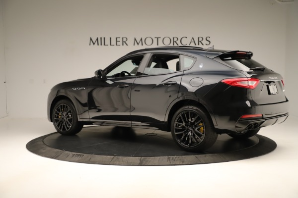 New 2019 Maserati Levante Trofeo for sale Sold at Rolls-Royce Motor Cars Greenwich in Greenwich CT 06830 4
