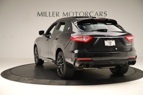 New 2019 Maserati Levante Trofeo for sale Sold at Rolls-Royce Motor Cars Greenwich in Greenwich CT 06830 5