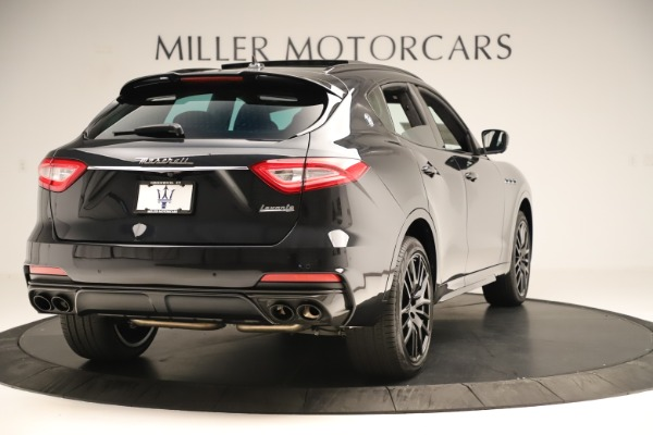 New 2019 Maserati Levante Trofeo for sale Sold at Rolls-Royce Motor Cars Greenwich in Greenwich CT 06830 7