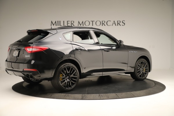 New 2019 Maserati Levante Trofeo for sale Sold at Rolls-Royce Motor Cars Greenwich in Greenwich CT 06830 8