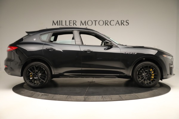 New 2019 Maserati Levante Trofeo for sale Sold at Rolls-Royce Motor Cars Greenwich in Greenwich CT 06830 9
