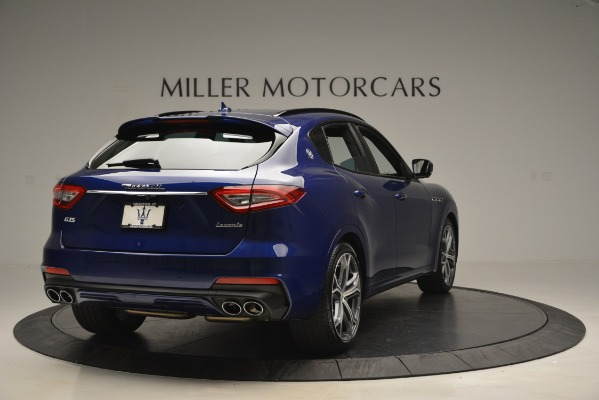New 2019 Maserati Levante GTS for sale Sold at Rolls-Royce Motor Cars Greenwich in Greenwich CT 06830 10