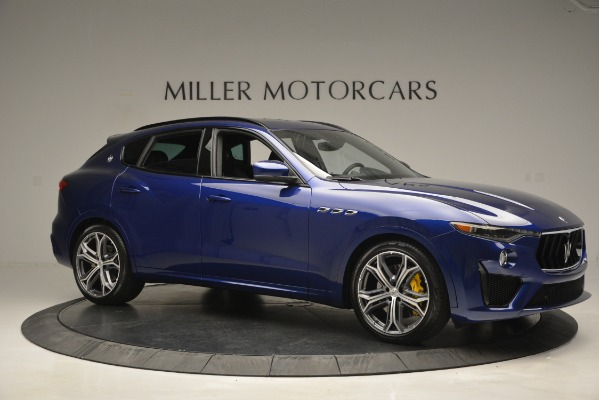 New 2019 Maserati Levante GTS for sale Sold at Rolls-Royce Motor Cars Greenwich in Greenwich CT 06830 15