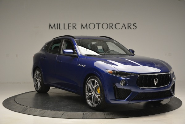 New 2019 Maserati Levante GTS for sale Sold at Rolls-Royce Motor Cars Greenwich in Greenwich CT 06830 16