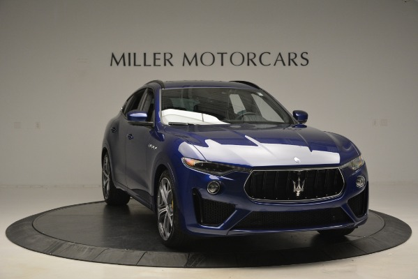 New 2019 Maserati Levante GTS for sale Sold at Rolls-Royce Motor Cars Greenwich in Greenwich CT 06830 17