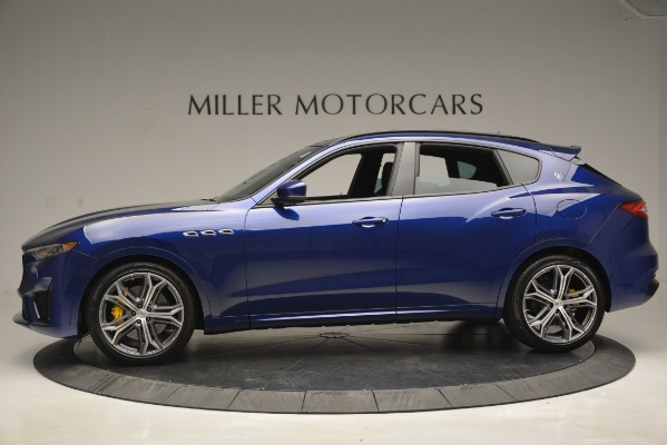 New 2019 Maserati Levante GTS for sale Sold at Rolls-Royce Motor Cars Greenwich in Greenwich CT 06830 4