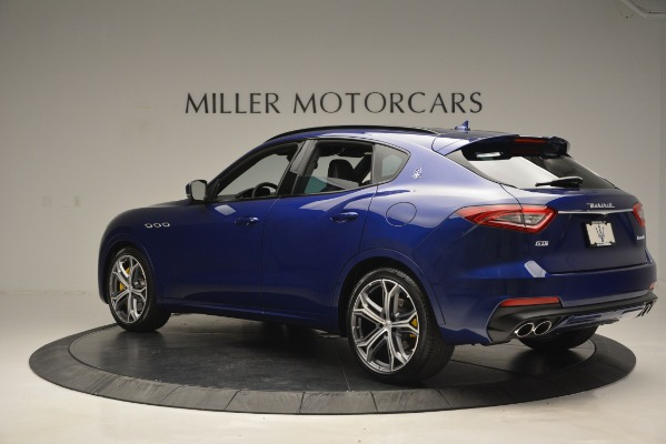 New 2019 Maserati Levante GTS for sale Sold at Rolls-Royce Motor Cars Greenwich in Greenwich CT 06830 7