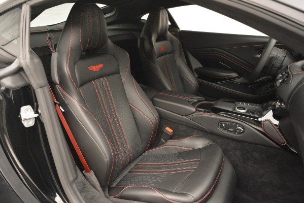 New 2019 Aston Martin Vantage for sale Sold at Rolls-Royce Motor Cars Greenwich in Greenwich CT 06830 20
