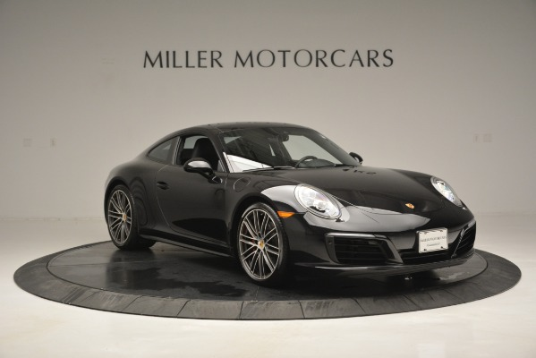 Used 2017 Porsche 911 Carrera 4S for sale Sold at Rolls-Royce Motor Cars Greenwich in Greenwich CT 06830 10