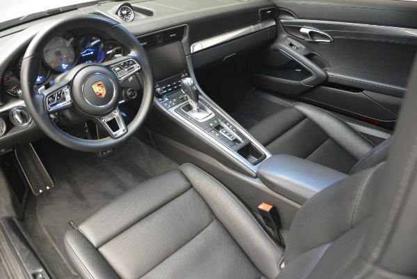 Used 2017 Porsche 911 Carrera 4S for sale Sold at Rolls-Royce Motor Cars Greenwich in Greenwich CT 06830 14