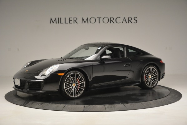 Used 2017 Porsche 911 Carrera 4S for sale Sold at Rolls-Royce Motor Cars Greenwich in Greenwich CT 06830 2