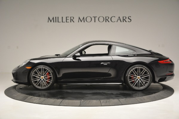 Used 2017 Porsche 911 Carrera 4S for sale Sold at Rolls-Royce Motor Cars Greenwich in Greenwich CT 06830 3