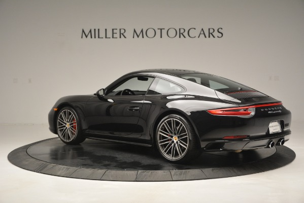 Used 2017 Porsche 911 Carrera 4S for sale Sold at Rolls-Royce Motor Cars Greenwich in Greenwich CT 06830 4