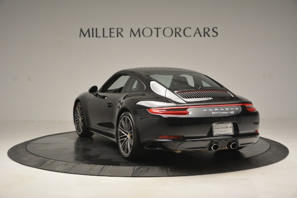 Used 2017 Porsche 911 Carrera 4S for sale Sold at Rolls-Royce Motor Cars Greenwich in Greenwich CT 06830 5