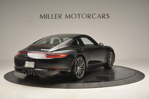 Used 2017 Porsche 911 Carrera 4S for sale Sold at Rolls-Royce Motor Cars Greenwich in Greenwich CT 06830 7