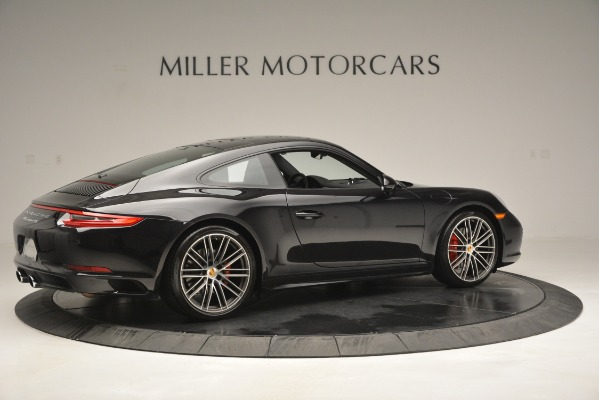 Used 2017 Porsche 911 Carrera 4S for sale Sold at Rolls-Royce Motor Cars Greenwich in Greenwich CT 06830 8