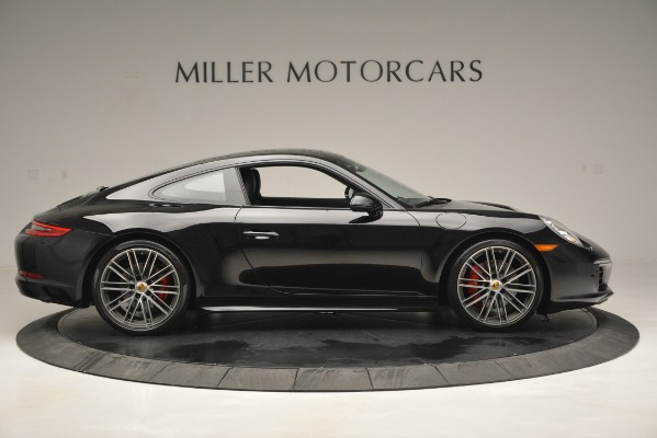 Used 2017 Porsche 911 Carrera 4S for sale Sold at Rolls-Royce Motor Cars Greenwich in Greenwich CT 06830 9