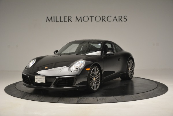Used 2017 Porsche 911 Carrera 4S for sale Sold at Rolls-Royce Motor Cars Greenwich in Greenwich CT 06830 1