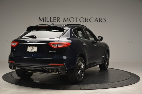 New 2019 Maserati Levante Q4 GranSport for sale Sold at Rolls-Royce Motor Cars Greenwich in Greenwich CT 06830 10