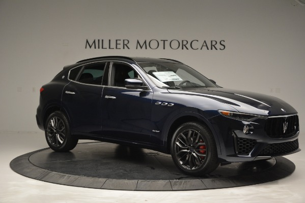 New 2019 Maserati Levante Q4 GranSport for sale Sold at Rolls-Royce Motor Cars Greenwich in Greenwich CT 06830 15