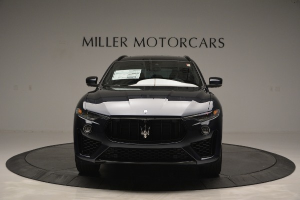 New 2019 Maserati Levante Q4 GranSport for sale Sold at Rolls-Royce Motor Cars Greenwich in Greenwich CT 06830 17