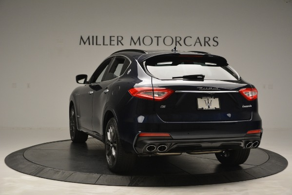 New 2019 Maserati Levante Q4 GranSport for sale Sold at Rolls-Royce Motor Cars Greenwich in Greenwich CT 06830 8