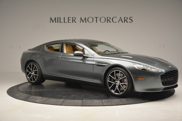 Used 2017 Aston Martin Rapide S Sedan for sale Sold at Rolls-Royce Motor Cars Greenwich in Greenwich CT 06830 10