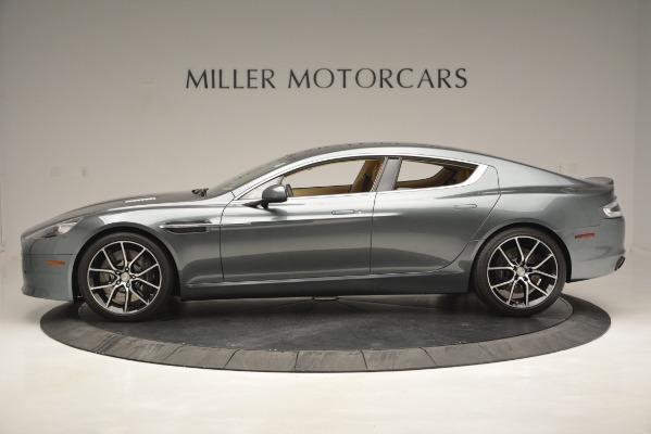Used 2017 Aston Martin Rapide S Sedan for sale Sold at Rolls-Royce Motor Cars Greenwich in Greenwich CT 06830 3