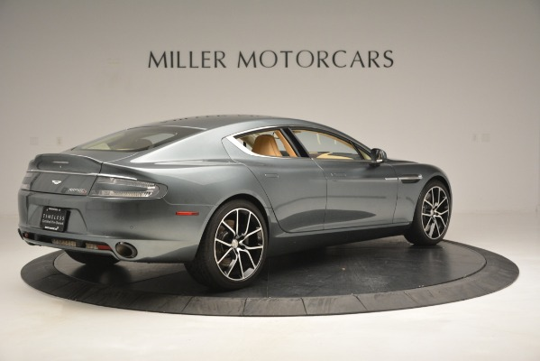 Used 2017 Aston Martin Rapide S Sedan for sale Sold at Rolls-Royce Motor Cars Greenwich in Greenwich CT 06830 8