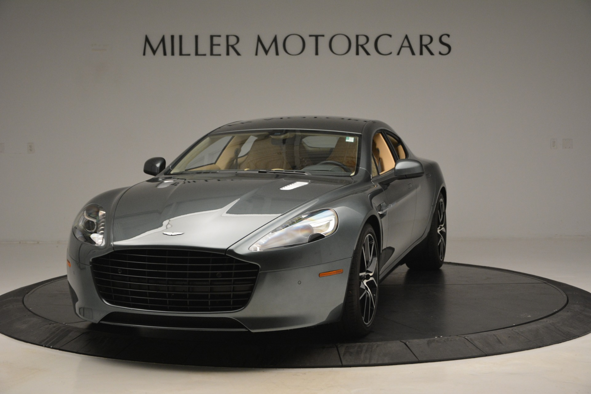 Used 2017 Aston Martin Rapide S Sedan for sale Sold at Rolls-Royce Motor Cars Greenwich in Greenwich CT 06830 1