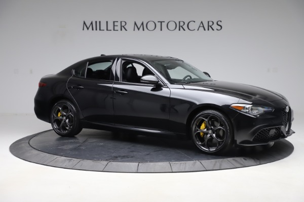 Used 2019 Alfa Romeo Giulia Sport Q4 for sale Sold at Rolls-Royce Motor Cars Greenwich in Greenwich CT 06830 10