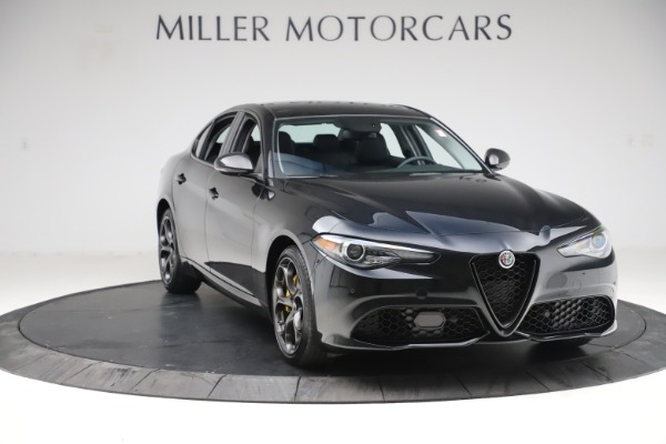 Used 2019 Alfa Romeo Giulia Sport Q4 for sale Sold at Rolls-Royce Motor Cars Greenwich in Greenwich CT 06830 11