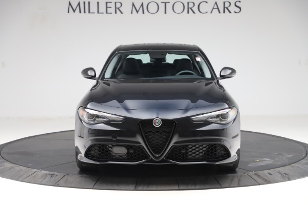 Used 2019 Alfa Romeo Giulia Sport Q4 for sale Sold at Rolls-Royce Motor Cars Greenwich in Greenwich CT 06830 12