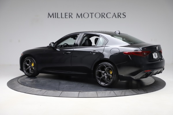 Used 2019 Alfa Romeo Giulia Sport Q4 for sale Sold at Rolls-Royce Motor Cars Greenwich in Greenwich CT 06830 4