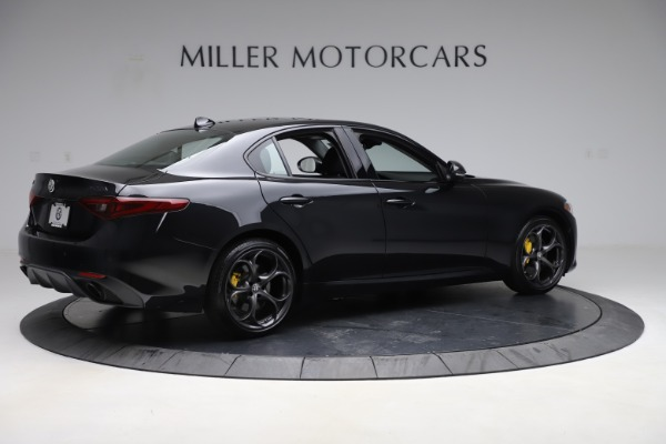 Used 2019 Alfa Romeo Giulia Sport Q4 for sale Sold at Rolls-Royce Motor Cars Greenwich in Greenwich CT 06830 8
