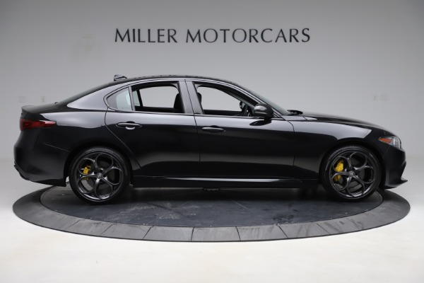 Used 2019 Alfa Romeo Giulia Sport Q4 for sale Sold at Rolls-Royce Motor Cars Greenwich in Greenwich CT 06830 9