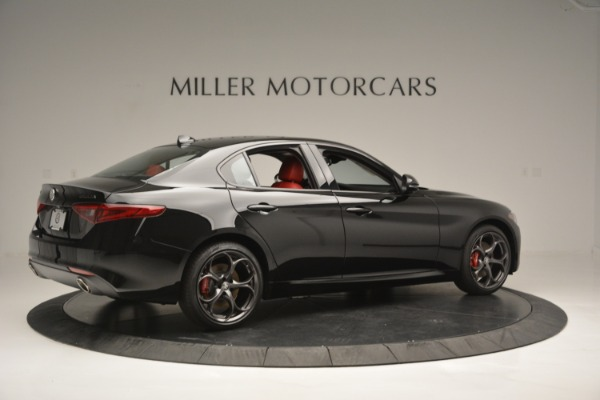 New 2019 Alfa Romeo Giulia Q4 for sale Sold at Rolls-Royce Motor Cars Greenwich in Greenwich CT 06830 8